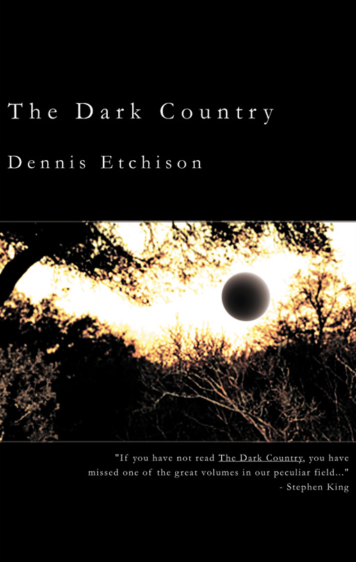 In A Dark Country Red Dreams Stay With You The Horrors Of Dennis
